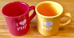 PHPマグカッププレゼントキャンペーン始まりました。